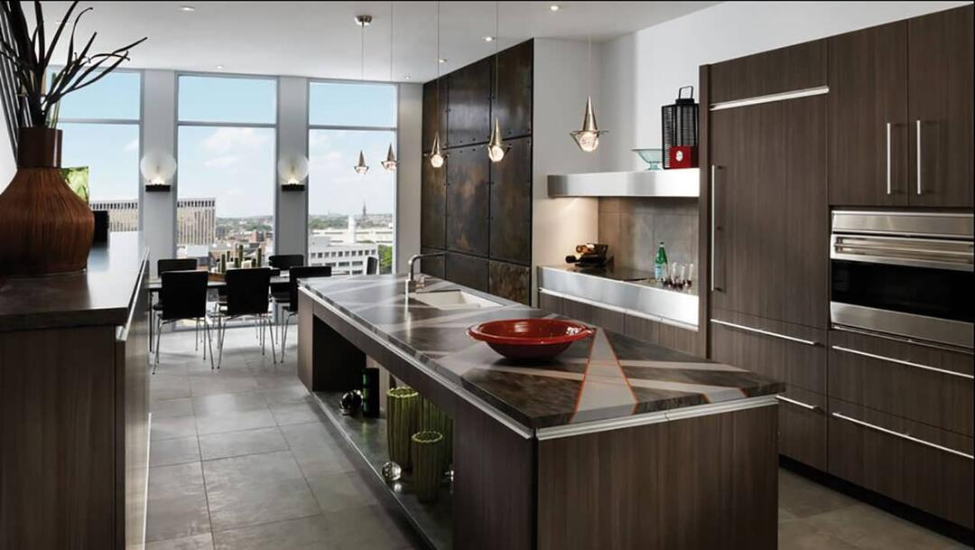 Smart kitchens – Today's trend toward technology